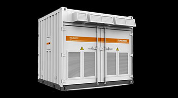 Sungrow wins a contract supplying 200 MW PV inverters