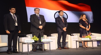 Asia's largest energy trade expo, REI 2017 commences