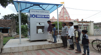 APM Terminals Pipavav installs water ATMs in villages around port