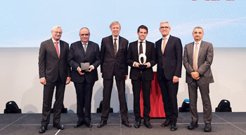 First ABB research award given to Dr Jef Beerten