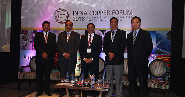 2nd India Copper Forum, concludes