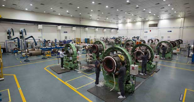 ABB India reaches 4.5GW milestone in delivering wind power generators made in India
