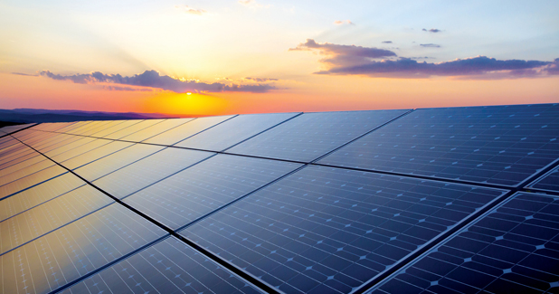 S&W awarded the world's largest solar PV plant