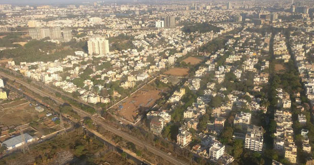 Mapping India's Rooftop Solar Potential