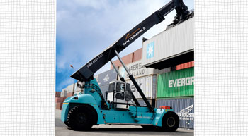 APM Terminals wins the exclusive 3PL provider contract with Mahindra Susten
