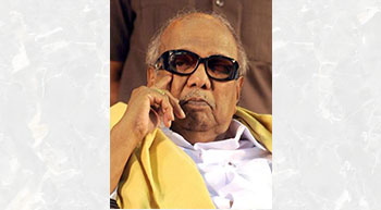 Karunanidhi counters CM over power situation