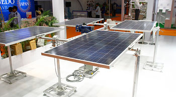 Vikram Solar launches Helitrac sun tracking system