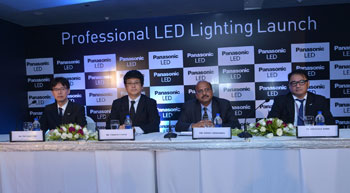 Anchor Electricals to expand Panasonic LED portfolio