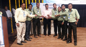 Tata Power teams strike 'Gold' at the 30th Annual CCQC - 2016
