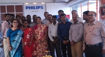 Philips opens 7th Light Lounge in Hyderabad