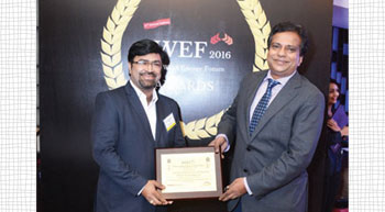 Shell Lubricants bags award second time in a row