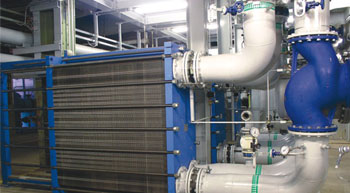 HRS Funke Plate Heat Exchangers (PHE)