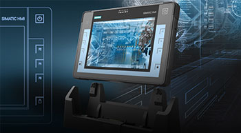 First tablet PC from Siemens: Rugged and geared for industrial applications