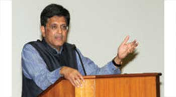 Goyal wants regulators to work with policy makers