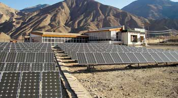 7,500 MW of solar parks planned in Ladakh