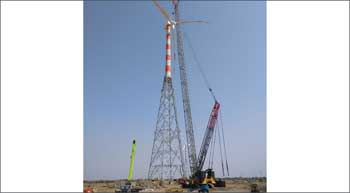 THDCIL commissions 63 MW wind power project at Dwarka