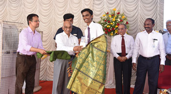ISRO felicitates KBL for contribution to the Hypersonic Wind Tunnel project