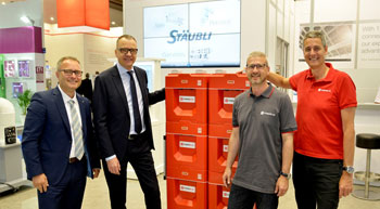 Stäubli and Power-Blox partner to offer scalable and intelligent energy storage solutions