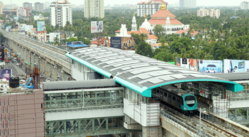 ABB technology applied in Kochi and Bengaluru metros