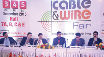 Cable & Wire Fair 2017| An event in sync with India