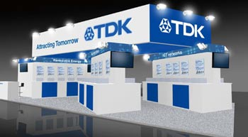 TDK Gears Up for electronica India 2017