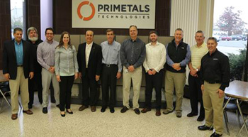 ExxonMobil-Primetals sign global lubrication agreement