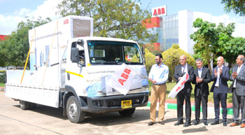 ABB India reaches 5 GW milestone for solar inverters