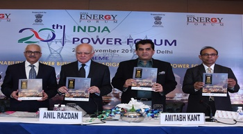 ICRA Management Consulting Services (IMaCS) addresses key Power Sector issues at India Energy Forum