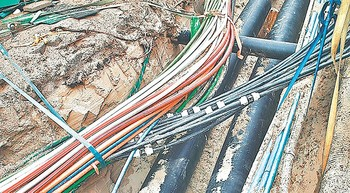 PM constituency stops power theft with underground cables