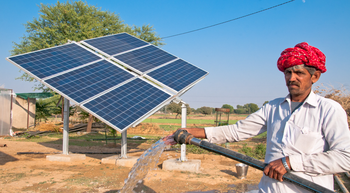 Farmers to pay only 10% cost of solar pumps under Budget scheme