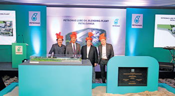 Petronas sets up $50-mn lubricant blending plant in India