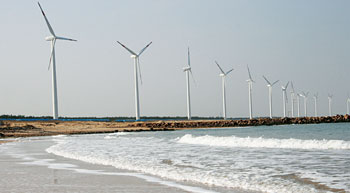 A Review on the Applications of Wind Energy