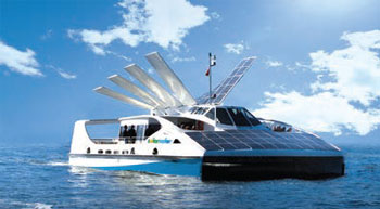 Kerala to get country´s largest solar ferry