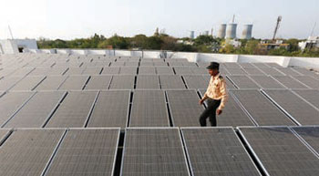 Punjab gets world largest rooftop solar power plant