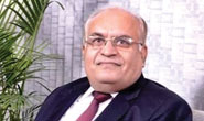 RK Malhotra is Chairman, IOC