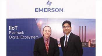 Emerson launches industrial IoT offerings in India