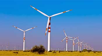 NALCO dedicates 100.80 MW of Suzlon's wind power plants to the nation
