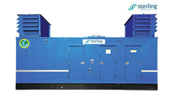 Sterling Generators provides power supply to A&N