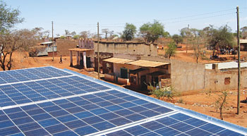 Rural Electrification   A Dream that must come true