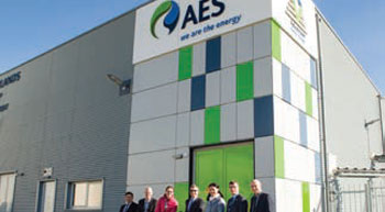 Panasonic and AES India sign agreement